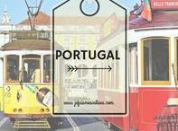 Portugal / Des récits, des conseils pratiques et des photos. Vous trouverez ici tout pour préparer votre futur voyage au Portugal. Stories, tips and pictures. You'll find here everything about Portugal