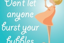 Motivational Messages / Some words of wisdom to help keep our lovely Bubble community inspired! / by Bubble Jobs