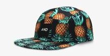 And Clothing Headwear / AND Clothing / Limited Edition / Unisex Headwear