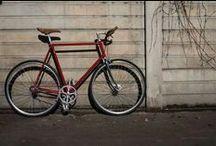 Bike passion / just beautiful vintage and modern road bike, fixed and bike parts