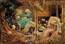 fairy tales real and imagined / by Mary Keller