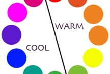 Color warm-cool