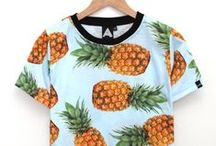 AndAlso Crop Tops / AND Clothing / Limited Edition