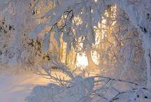 Sun, Snow, Fire and Ice