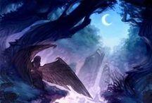 Fantasy world / by Master Snape