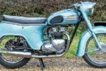 Triumph and Harley Davidson