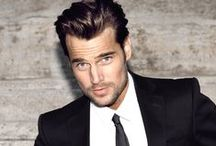 Men's Hair / Here's a collection of our favorite 'dos – for men!
