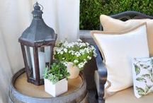 Home & Garden / Do you have a green thumb? Love to decorate? Maybe you'll find some inspiration from this photo collection.