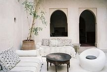 Moroccan Outdoors