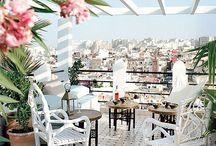 Moroccan Terraces