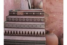 Moroccan Stairs