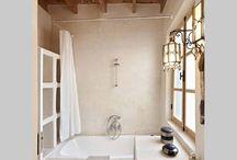 Moroccan Bathrooms