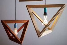 Inspiration for ... Light Fittings