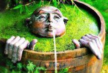 Garden - Water Features