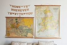Interiors favourites / The things I'd love to have in my home