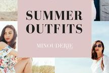Summer Outfits / www.minouderie.com
