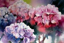 Aq - flowers