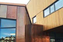 DLG ... Educational Projects / From fast track new build schools to careful regeneration, we are currently involved in a series of education projects for both the public and private sectors. Our work ranges from initial feasibility studies to the completion of individual school projects and student accommodation. In the higher education sector we have had a number of commissions for the Institute of Education as well for a number of UK universities.