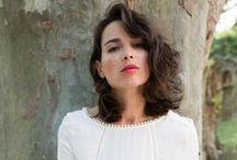 cozete - Printemps 2016 / Robes légères, détails féminins, imprimés uniques. cozete réveille le printemps en douceur /// Model : Liza Manili / Photographe : Charlotte Lapalus / Place : Bastide de Toursainte ///