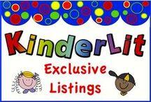 KinderLit #10 / Exclusive Listings for KinderLit