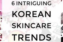 Korean Beauty and Skincare / All about Korean beauty, makeup and Skin Care, including beauty products and skin care routine and skin care tips.