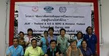 JILAF C-BED Training for Homenet Handicraft Business Owners in Thailand / JILAF and SERC in collaboration with Homenet conducted a C-BED training for Handicraft business owners in Bangkok.