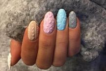 Korean Nail Art and Hairstyle / Beautiful manicure and pedicure nail art ideas, hairstyle and hair color ideas. From kpop idol and celebrities