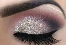 Glitter Eye Makeup