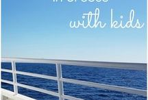 Greece with kids - family travel to the Greek islands and mainland / The best Greek islands to visit with kids: family-friendly Greece, island hopping and tips on exploring the mainland including Athens.