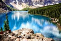 Canada travel - the best places to visit in Canada / The best places to visit in Canada from the cities to great road trips, amazing wildlife and stunning scenery