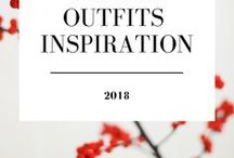 Winter Outfits Inspiration 2018