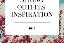 Spring Outfits Inspiration 2018