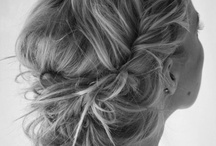 Coiffures / wedding hair style / by Couleur Rétro®