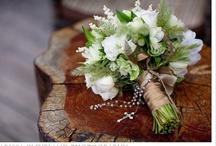 le bouquet de mes rêves / wedding bouquet / by Couleur Rétro®
