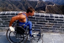 Rick Hansen Archival / Images from the archives of Rick Hansen, inspiration for the Heart of a Dragon Movie