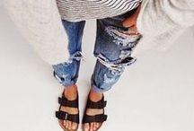{ fashion} / by Hannah Rivera