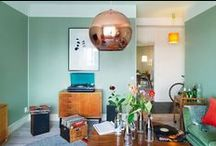 Interiors & home / by Emma Peel