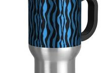 Mugs / Customizable mugs for home or office.  http://www.zazzle.com/LaBebbadesigns*