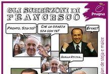 Gli scherzoni di Francesco / By Gian De Steja