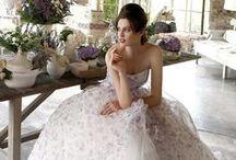 Wedding Dress | Floral / Wedding Dress | Floral