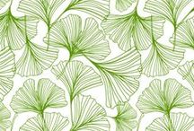 Floral Print | Green / Floral Print | Green