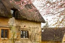 Just Cotswolds / The Cotswolds are a range of hills in south-western and west-central England, an area 25 miles across and 90 miles long. The area has been designated as the Cotswold Area of Outstanding Natural Beauty. cf. Wikipedia. / by Emotional Escapes Ltd