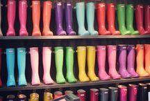 H U N T E R S  / Boots