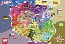 Mój kraj - Polska / my country