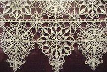 Koronki / lace / elementy koronkowe