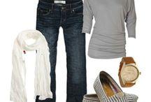 Everyday Fashionista / Wardrobe Ideas
