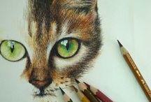 Kot w sztuce (cat arts)