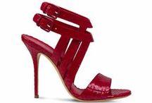 Piros kiegészítők (női) / Red