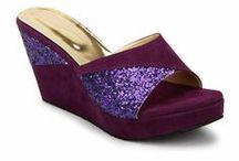 Lila kiegészítők (női) / Purple, lilac, violet