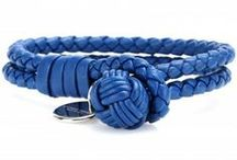 Kék kiegészítők (női) / Blue